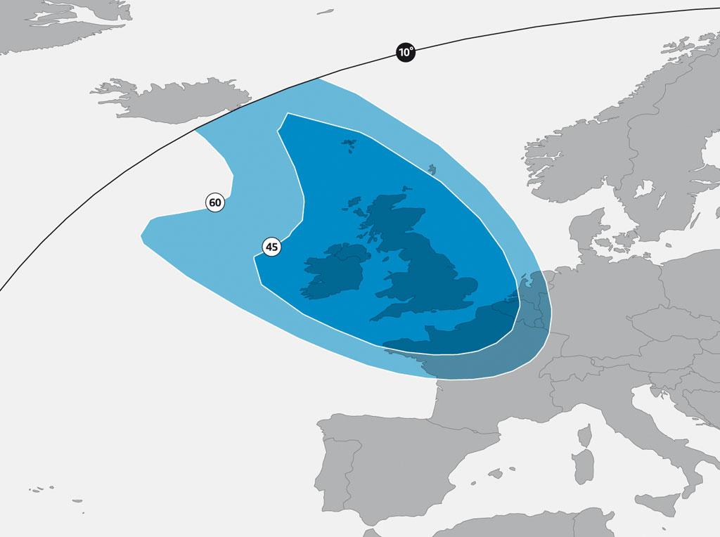 Haz UK del satelite Astra 2E