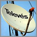 Parabolica TV Sat